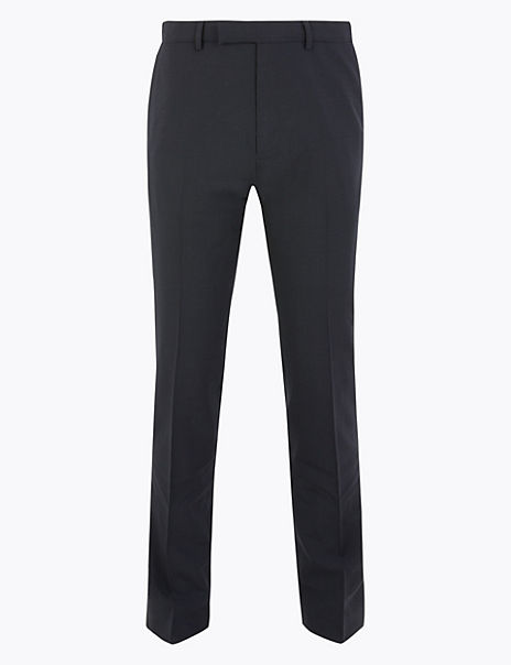The Ultimate Skinny Checked Trousers