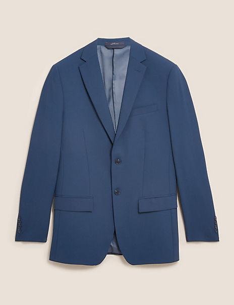 The Ultimate Blue Regular Fit Jacket