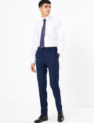 The Ultimate Big & Tall Blue Skinny Fit Trousers