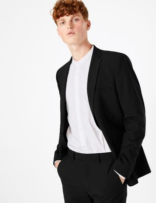 The Ultimate Black Skinny Fit Jacket