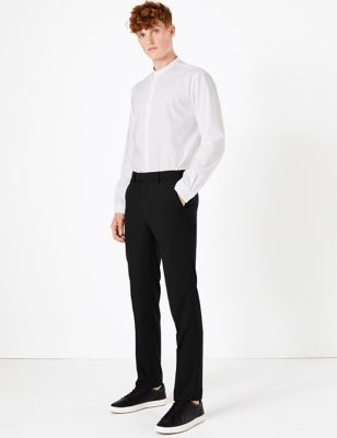 The Ultimate Black Skinny Fit Trousers