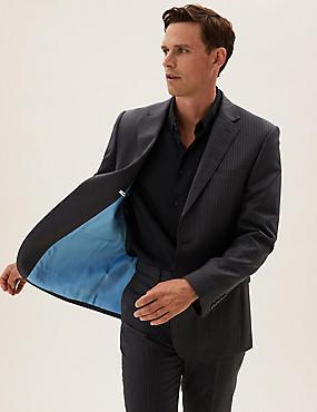 British Fabric Regular Fit Pure Wool Jacket