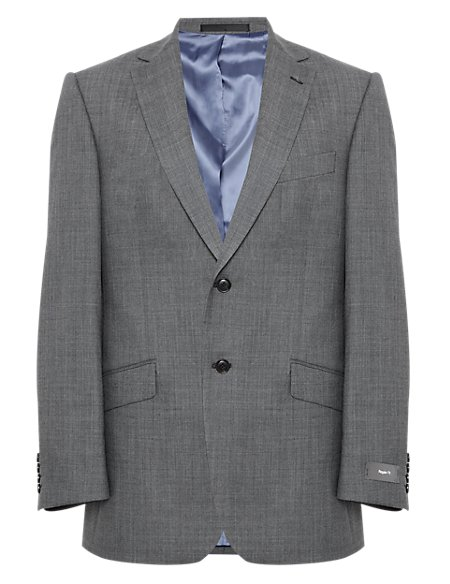 Ultimate Performance 2 Button Jacket with Wool