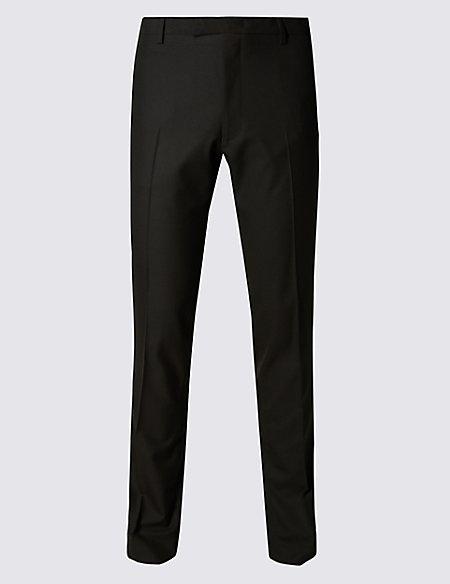 Black Superslim Fit Trousers
