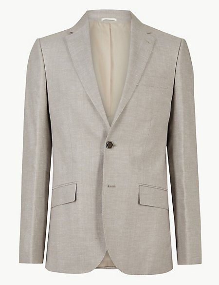 Tailored Fit Jacket