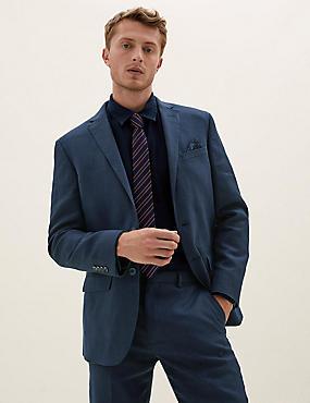 Tailored Italian Linen Miracle™ Jacket