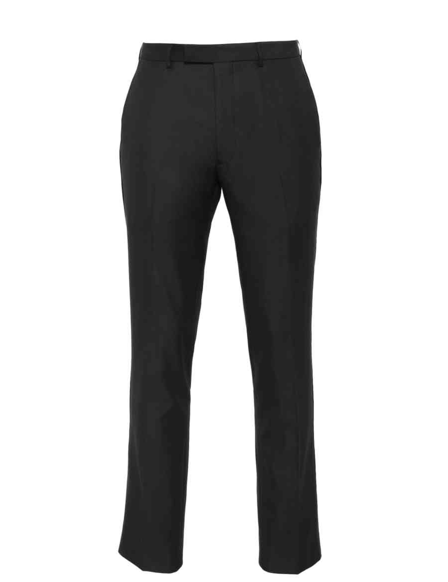 a72dea544a7 Big   Tall Slim Fit Flat Front Trousers