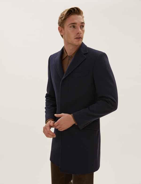 c4d047f51269 Mens Casual Jackets | Coats for Men | M&S IE
