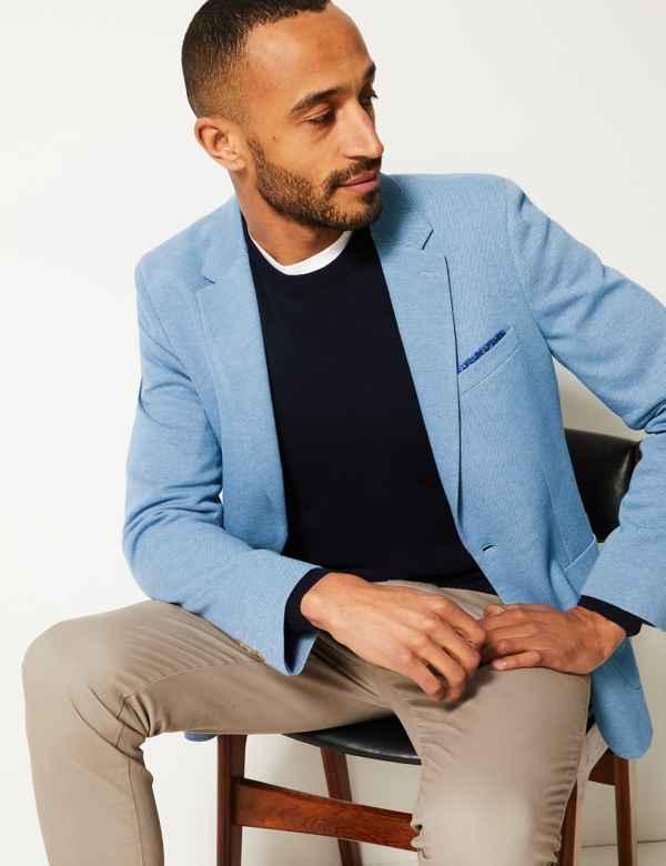 b4c5f4d89 Mens Blazers & Smart Jackets | M&S
