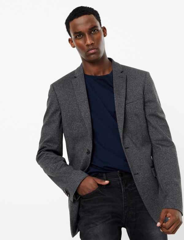 4db2e0b01d6 Mens Casual Jackets | Coats for Men | M&S IE