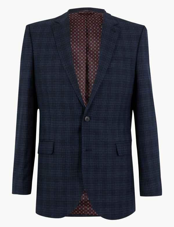 c86a1338c Mens Blazers & Smart Jackets | M&S