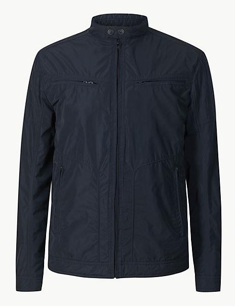 Biker Jacket with Stormwear™