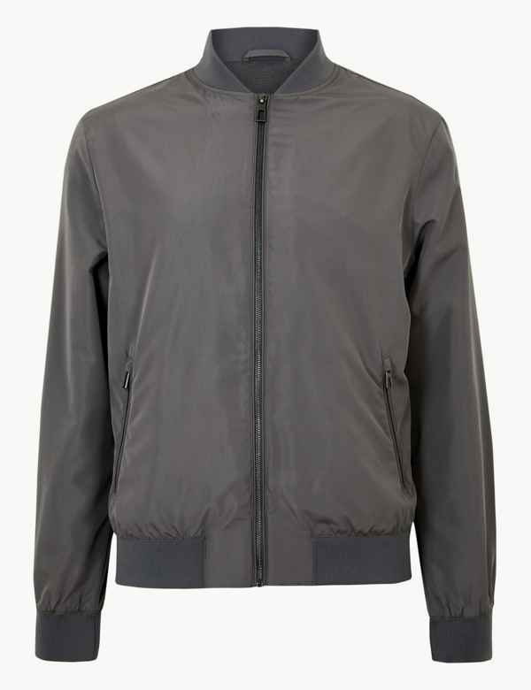 343b382fc8 Bomber Jacket with Stormwear™