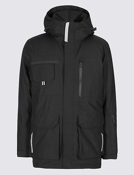 Padded Parka Coat with Stormwear™