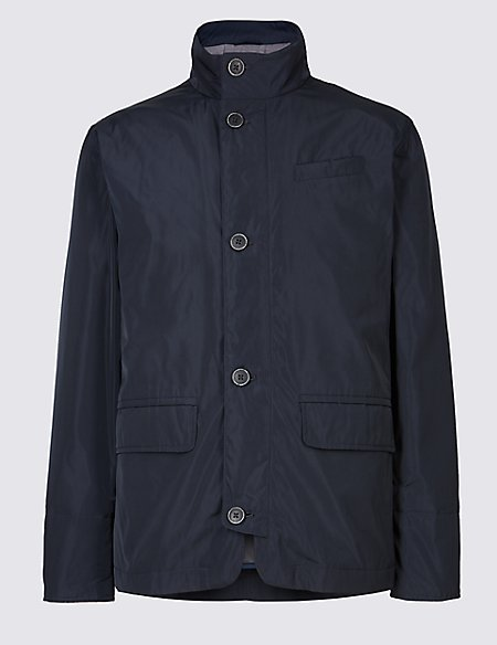 Double Collar Jacket with Stormwear™