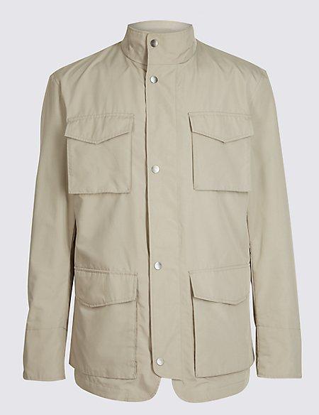 4 Pocket Jacket with Stormwear™