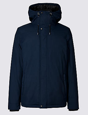 Hooded Fleece Jacket with Stormwear™