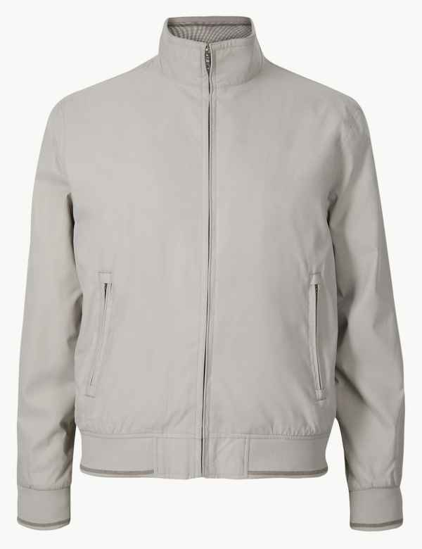 0b3f3fa3694 Bomber Jacket with Stormwear™. New and Improved Fit