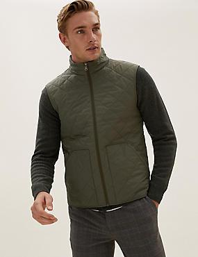 Veste sans manches matelassée, dotée de la technologie Stormwear™