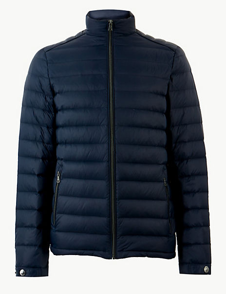 Down & Feather Puffer Jacket with Stormwear™