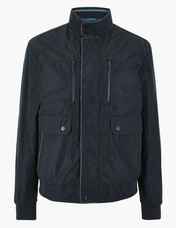 b4f3d3c48478e Mens Coats & Casual Jackets | M&S