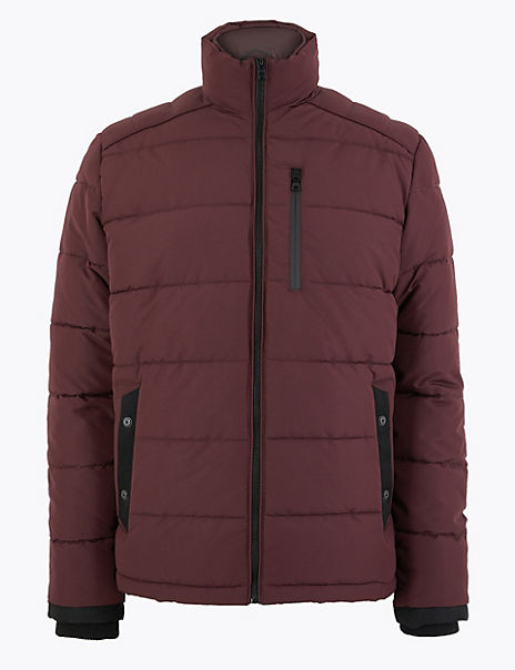 Quilted Puffer Jacket with Thermowarmth™