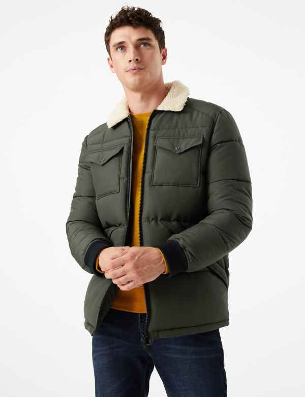 top-rated original enjoy clearance price online Mens Coats & Casual Jackets | M&S