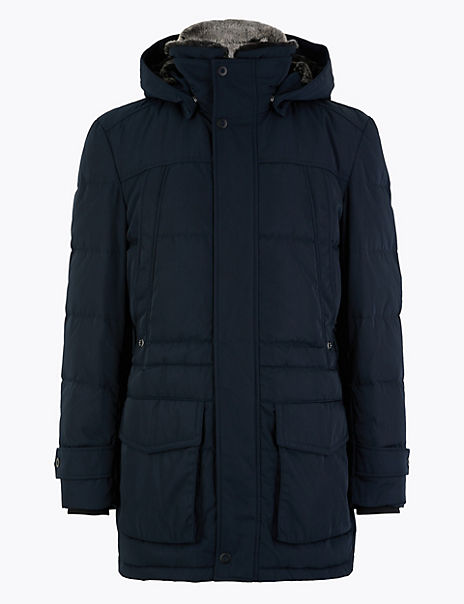 Winter Down Filled Parka