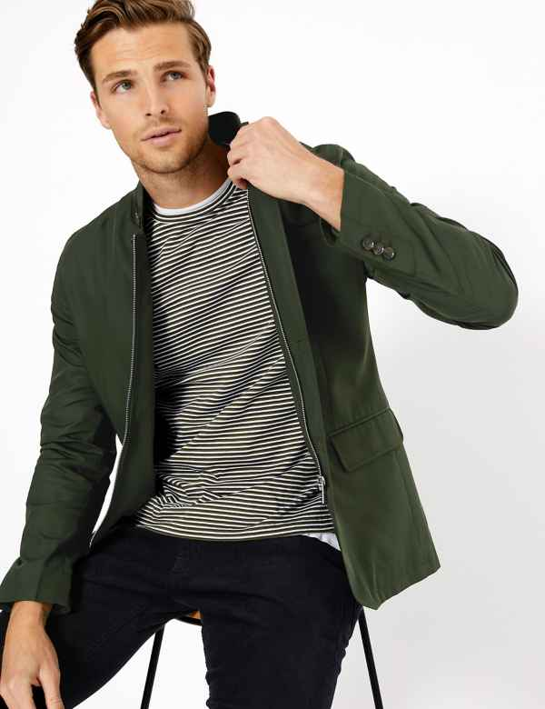 2f96c76e3d2 Mens Coats & Casual Jackets   M&S