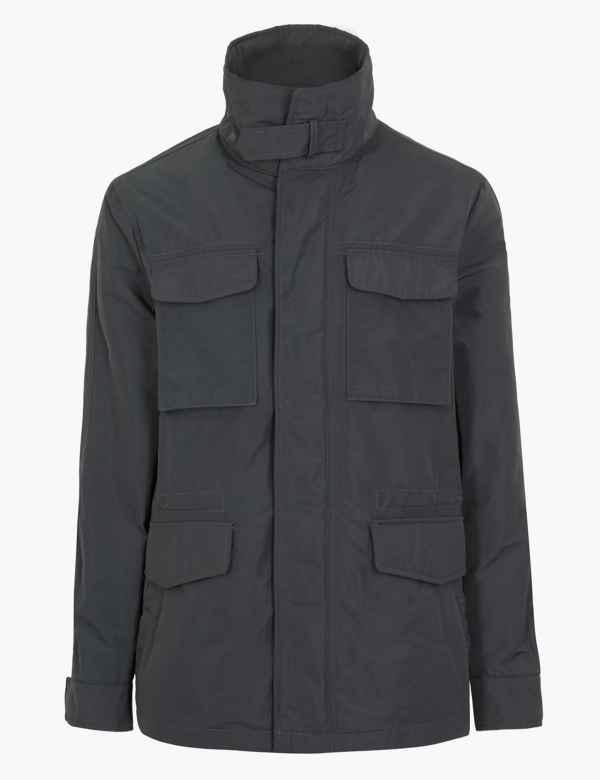 c656f78a5 Mens Coats & Casual Jackets | M&S