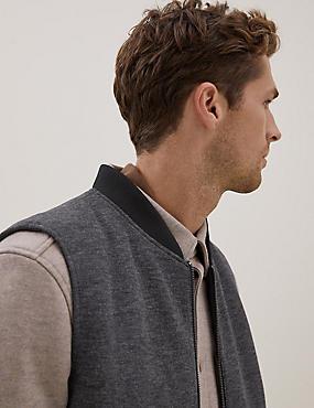 Veste réversible et ouatinée sans manches, dotée de la technologie Stormwear™