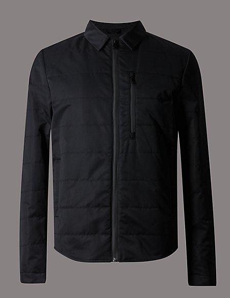 Modern Shirt Jacket with Stormwear™
