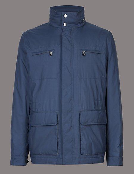 Padded 4 Pocket Jacket with Stormwear™