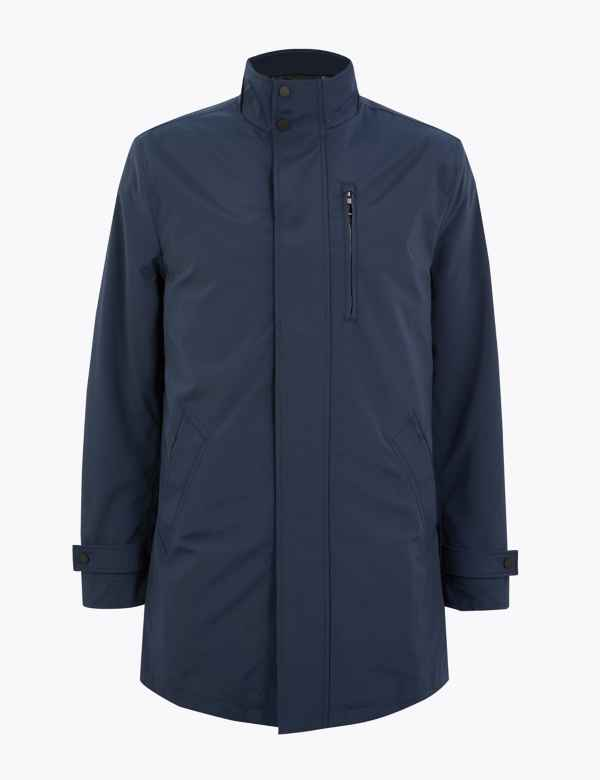 latest fashion get cheap discover latest trends Mens Trench Coats | M&S