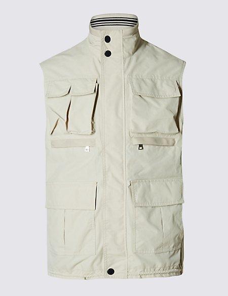 Gilet with Stormwear™