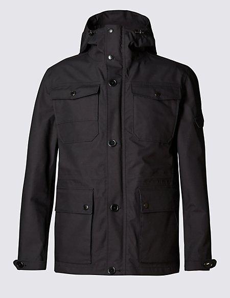 4173ea0479c2 Waterproof Cagoule Jacket