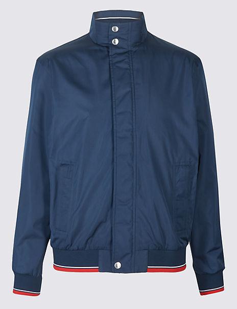 Lightweight Bomber Jacket with Stormwear™