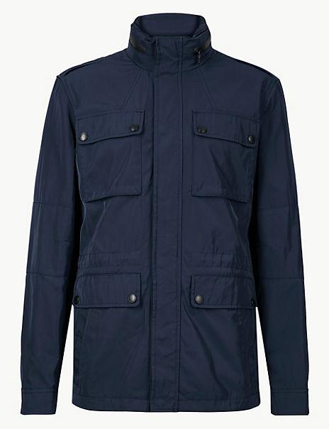 Four Pocket Jacket with Stormwear™