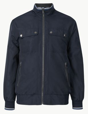 e1bb87934 Mens Coats & Casual Jackets | M&S