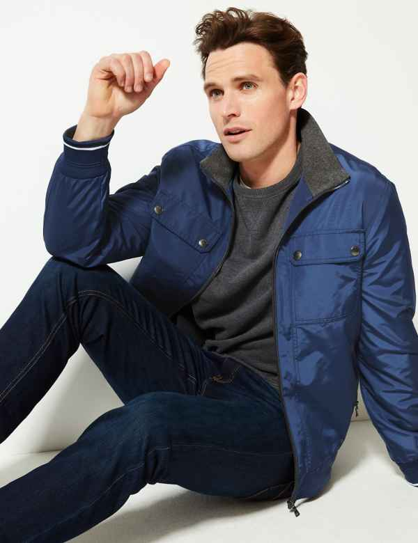 9920d916a40 Bomber Jacket with Stormwear™