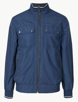 d6172f754 Mens Coats & Casual Jackets   M&S