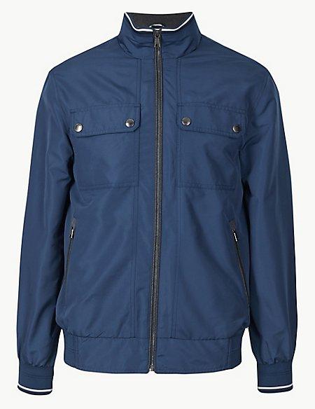 Bomber Jacket with Stormwear™