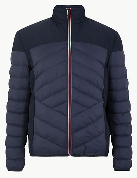 Quilted Puffer Jacket with Stormwear™