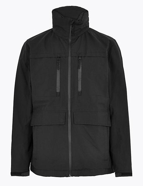 Fleece Lined Jacket with Stormwear™