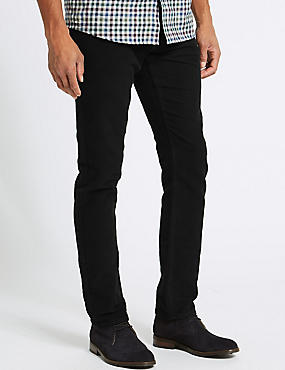 Moleskin Slim Fit 5 Pocket Trousers