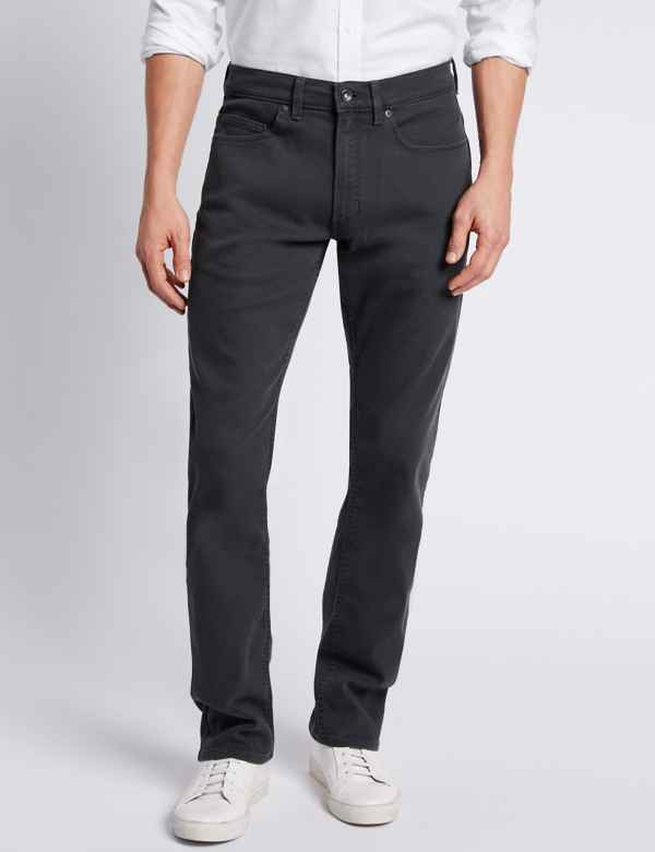 d2e3c3ed5236 Slim Fit Stretch Travel Jeans