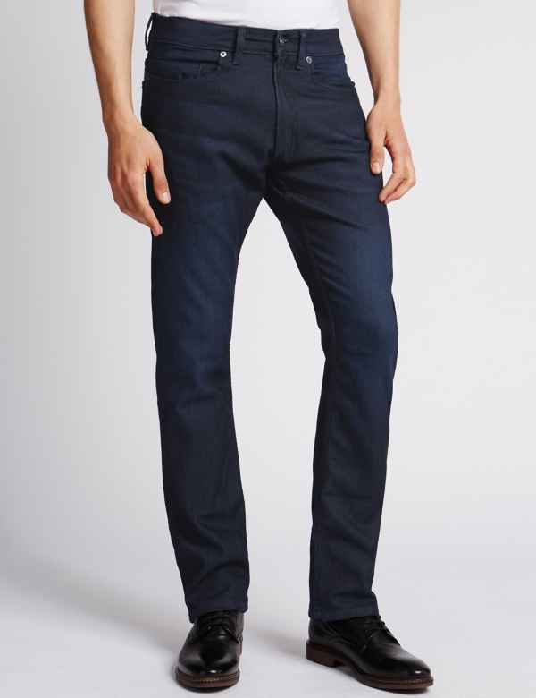 6ce6cd1178ab Slim Fit Stretch Travel Jeans