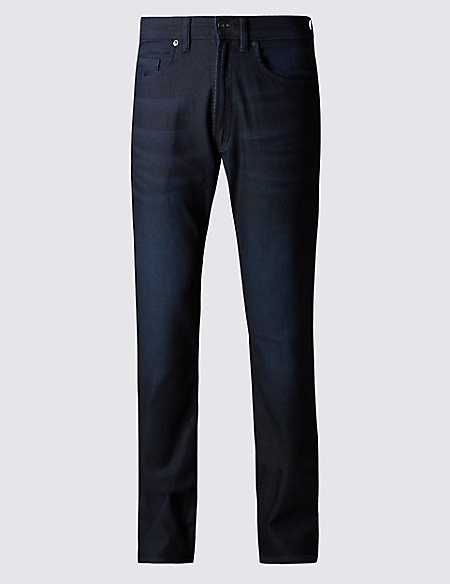 Slim Fit Stretch Travel Jeans