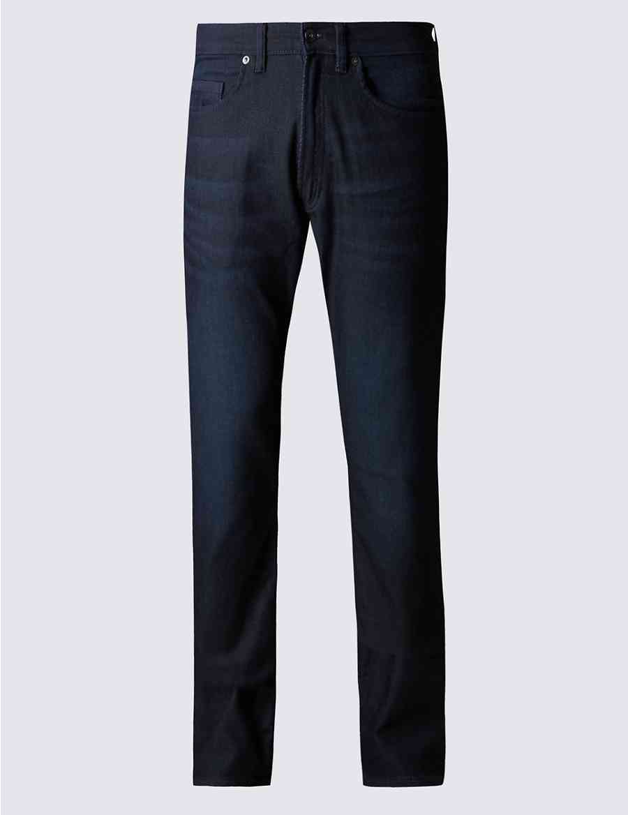 bec36c53aa5c4 Slim Fit Stretch Travel Jeans