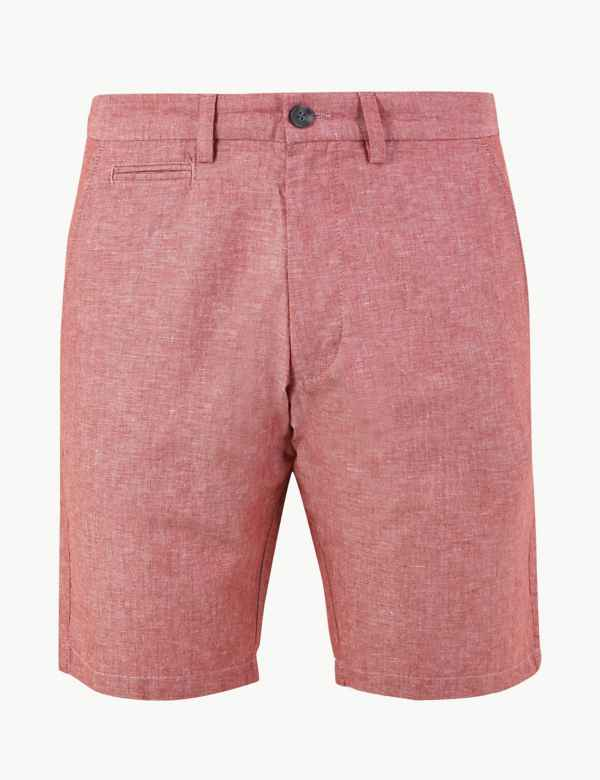 75acc0e40b Mens Chino & Cargo Shorts | 3/4 Length Shorts For Men | M&S
